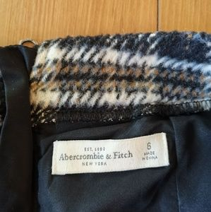 abercrombie fitch skirt